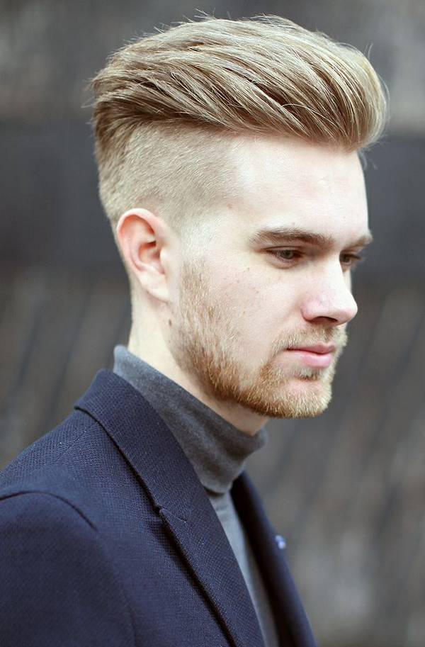 Pur Salon Marquette Michigan Men Mans Haircut Pure